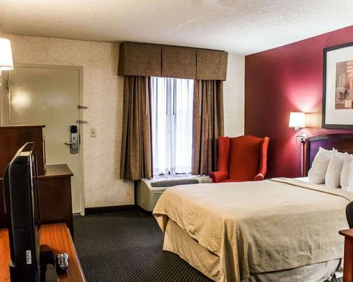 Quality Inn Roanoke Rapids - Roanoke Rapids - Bedroom