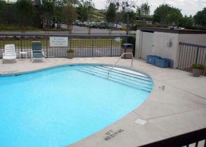 Quality Inn Roanoke Rapids - Roanoke Rapids - Pool