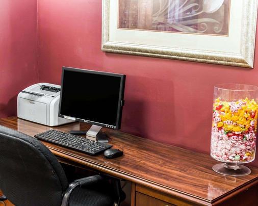 Quality Inn Roanoke Rapids - Roanoke Rapids - Business center