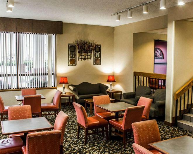 Quality Inn Roanoke Rapids - Roanoke Rapids - Lounge