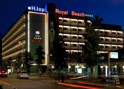 htop Royal Beach - Lloret de Mar - Building