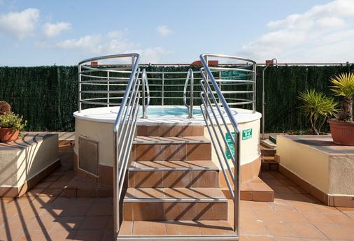 H·TOP Royal Beach - Lloret de Mar - Balcony