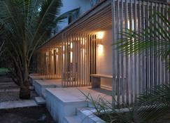 Myamo Beach Lodge - Hostel - Sekongkang - Θέα στην ύπαιθρο