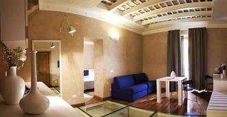 Residence La Gancia - טרפאני - סלון