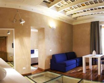 Residence La Gancia - Trapani - Obývací pokoj