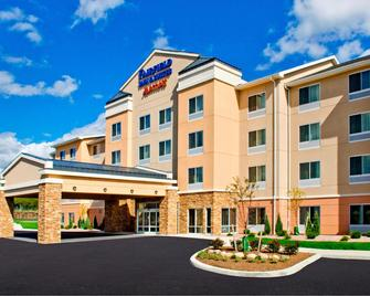 Fairfield Inn & Suites Watertown Thousand Islands - Уотертаун - Building
