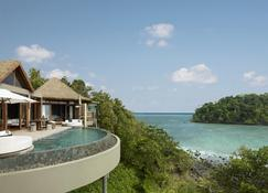 Song Saa Private Island - Kaoh Ouen - Edificio