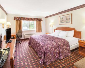 Days Inn by Wyndham Sault Ste Marie MI - Sault Sainte Marie - Slaapkamer