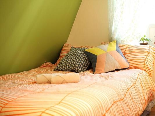 Culla Guesthouse - Seoul - Bedroom