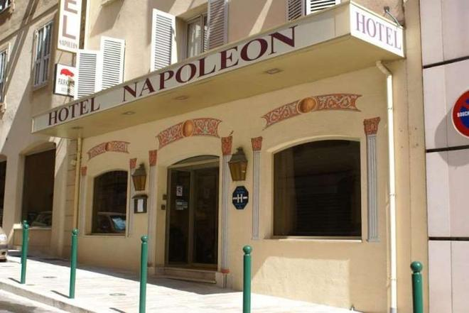 Hotel Napoleon - Ajaccio - Rakennus