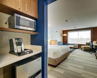 Holiday Inn Express & Suites Galesburg - Galesburg - Bedroom