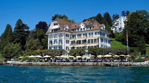 Hotel Central am See - Weggis - Rakennus