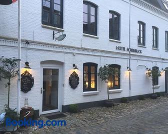 Das Kleine Hotel Schleiblick - Schleswig - Gebouw