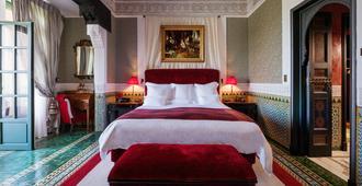 馬穆尼亞酒店 - 馬拉喀什 - 馬拉喀什 - 臥室
