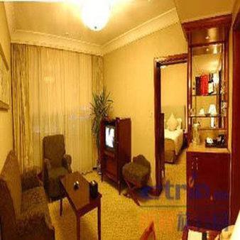 Inner Mongolia Hotel - Hohhot - Wohnzimmer
