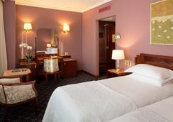 杜派克星際酒店 - 帕馬 - 帕爾馬 - 臥室