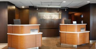 Courtyard by Marriott Tampa Westshore/Airport - Tampa - Reception