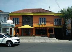Hotel Alamanda Garut - Garut - Building