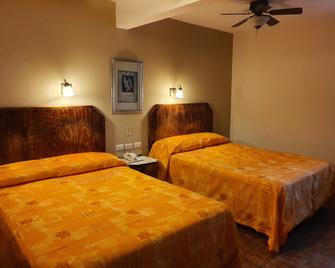 Hotel Suites Kino - Hermosillo - Bedroom