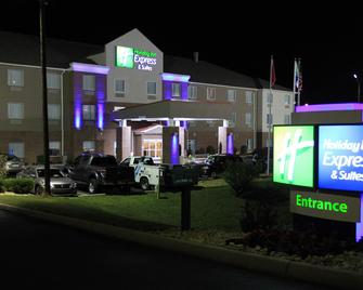 Holiday Inn Express & Suites Sweetwater - Sweetwater - Building