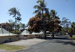 Base Airlie Beach Resort - Airlie Beach - Näkymät ulkona