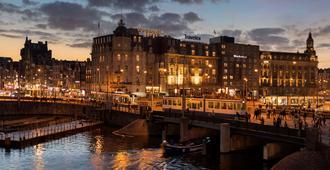 بارك بلازا فيكتوريا أمستردام - امستردام - مبنى