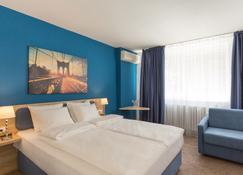 Premium Crown Suites - بلغراد - غرفة نوم
