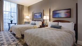 The Magnolia Hotel and Spa - Victoria - Bedroom