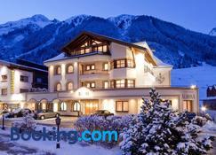 Hotel Albona - Ischgl - Rakennus