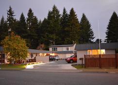 Amber Court Motel - Te Anau - Edifício