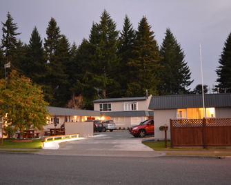 Amber Court Motel - Te Anau - Building