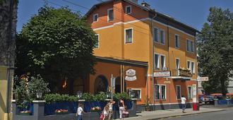إيتزلينجر هوف - سالزبورغ - مبنى