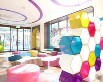 Hotel Wing International Select Higashi Osaka - Higashiosaka - Lounge