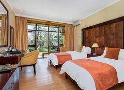 프로테아 호텔 바이 메리어트 루사카 사파리 로지 - Chisamba - 침실