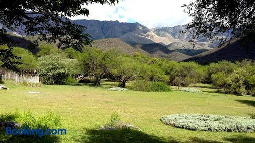 Cabañas Entrelomas - Nono - Outdoors view