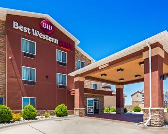 Best Western Plus Carousel Inn & Suites - Burlington - Building