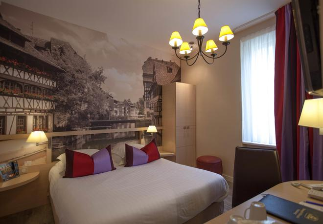 Best Western Plus Monopole Metropole - Strasbourg - Bedroom