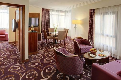 Elaf Kinda Hotel - Mekka - Olohuone
