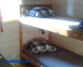Stöde Camping - Сундсвалл - Bedroom