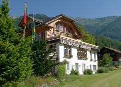 Landgasthof Alpenrose Hofstetten Ag - Hofstetten bei Brienz - Edificio