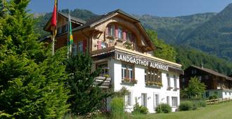 Hotel Alpenrose Beim Ballenberg - Hofstetten bei Brienz - Edificio