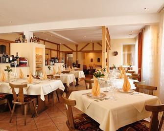 Hotel Mediterraneo - Neustadt an der Weinstrasse - Restaurant