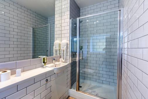 Euro Hotel Queens - Londres - Salle de bain