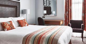 Bournemouth West Cliff Hotel - בורנמאות' - חדר שינה