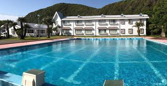 Hotel Palm Beach - Izu Ōshima