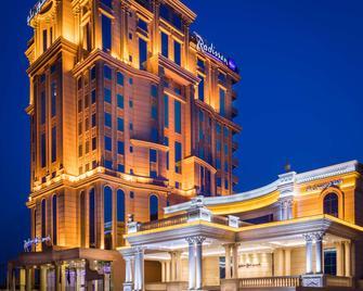 Radisson Blu Plaza Hotel, Jeddah - Джеддах - Building