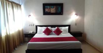 Hotel Madrid Tuxtla - Tuxtla Gutiérrez - Bedroom