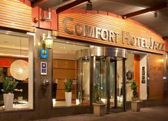 Comfort Hotel Jazz - Borås - Rakennus