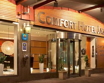 Comfort Hotel Jazz - Borås - Building