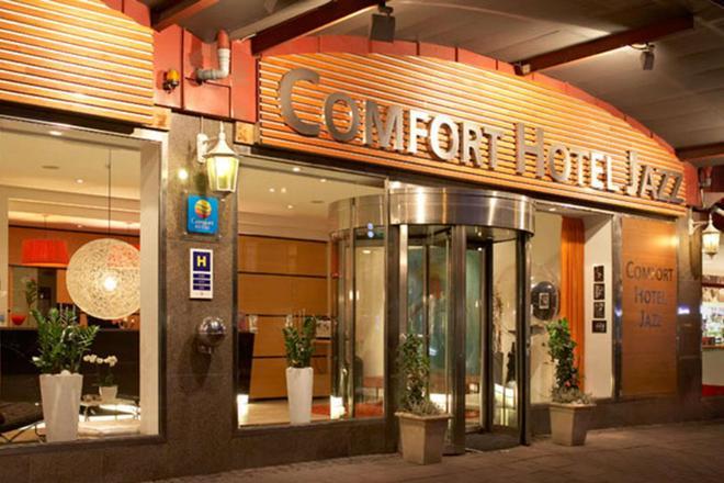 Comfort Hotel Jazz - Borås - Edificio